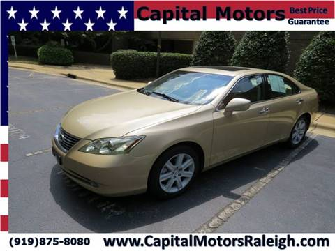 Lexus Used Cars Bad Credit Auto Loans For Sale Raleigh Capital Motors - Lexus capital
