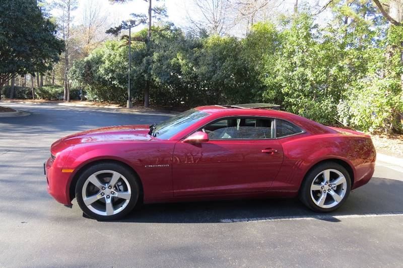 2011 Chevrolet Camaro Lt 2dr Coupe W 2lt In Raleigh Nc