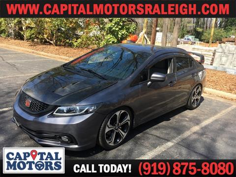 2014 Honda Civic for sale in Raleigh, NC