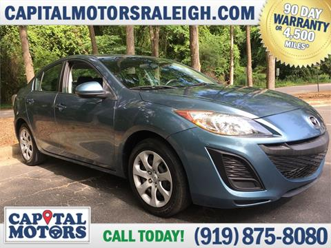 2011 Mazda MAZDA3 for sale in Raleigh, NC