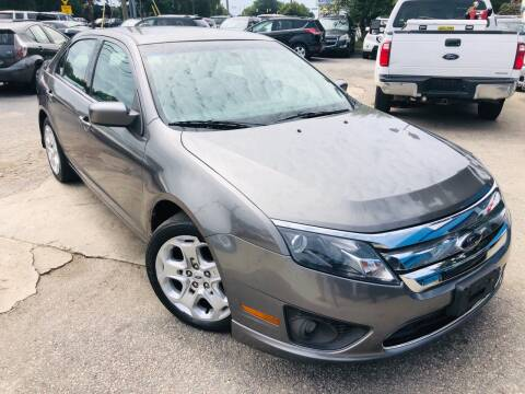 2011 Ford Fusion for sale at Capital Motors in Raleigh NC