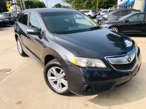 2013 Acura RDX for sale at Capital Motors in Raleigh NC
