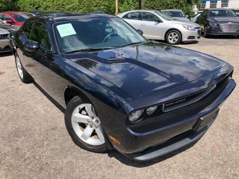 2011 Dodge Challenger for sale at Capital Motors in Raleigh NC