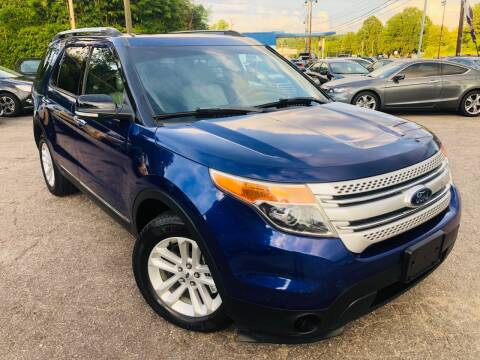 2014 Ford Explorer for sale at Capital Motors in Raleigh NC