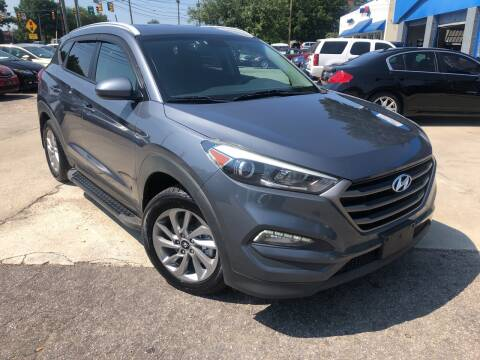 2016 Hyundai Tucson for sale at Capital Motors in Raleigh NC