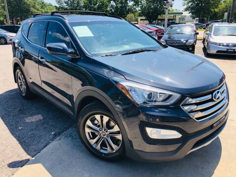 2013 Hyundai Santa Fe Sport for sale at Capital Motors in Raleigh NC