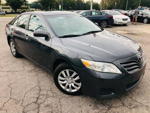 2010 Toyota Camry for sale at Capital Motors in Raleigh NC