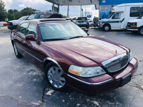 2004 Lincoln Town Car for sale at Capital Motors in Raleigh NC