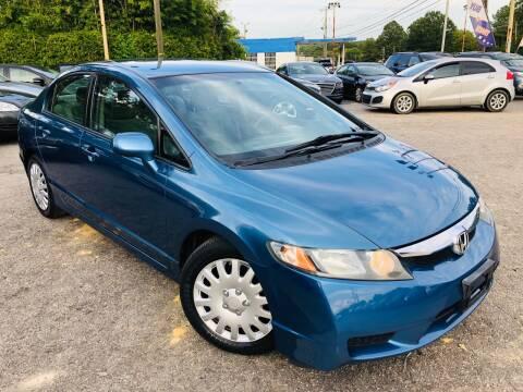 2011 Honda Civic for sale at Capital Motors in Raleigh NC