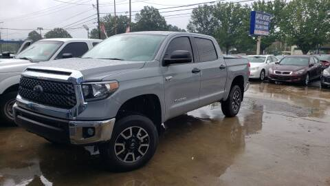 2020 Toyota Tundra for sale at Capital Motors in Raleigh NC