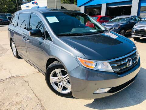 2012 Honda Odyssey for sale at Capital Motors in Raleigh NC