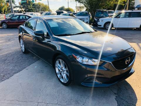 2014 Mazda MAZDA6 for sale at Capital Motors in Raleigh NC