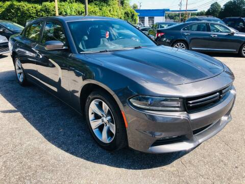 2016 Dodge Charger for sale at Capital Motors in Raleigh NC