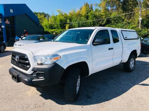 2016 Toyota Tacoma for sale at Capital Motors in Raleigh NC