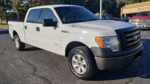 2012 Ford F-150 for sale at Capital Motors in Raleigh NC