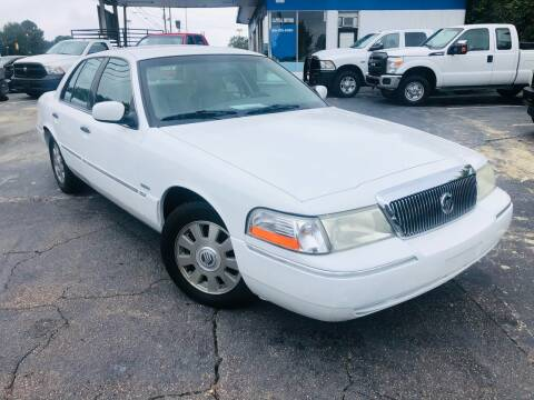 2003 Mercury Grand Marquis for sale at Capital Motors in Raleigh NC