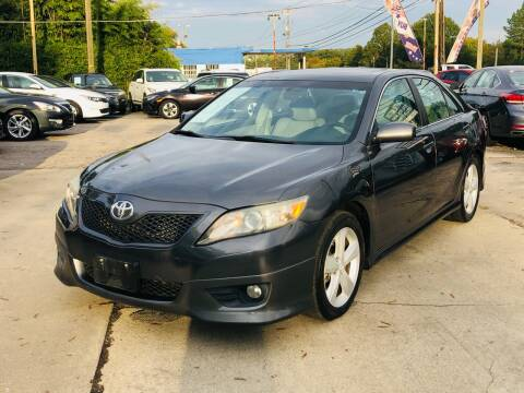 2011 Toyota Camry for sale at Capital Motors in Raleigh NC