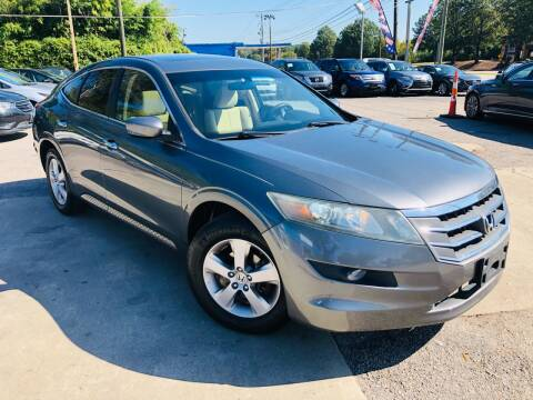 2010 Honda Accord Crosstour for sale at Capital Motors in Raleigh NC