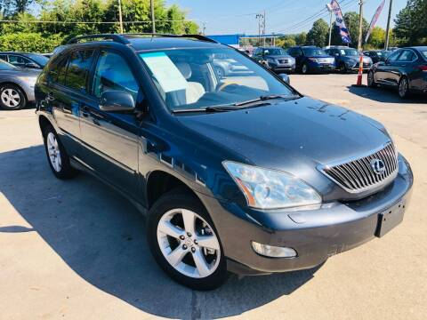 2007 Lexus RX 350 for sale at Capital Motors in Raleigh NC