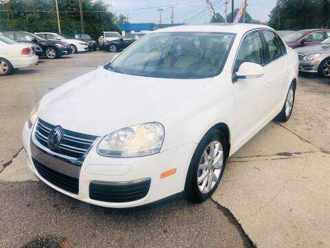 2010 Volkswagen Jetta for sale at Capital Motors in Raleigh NC