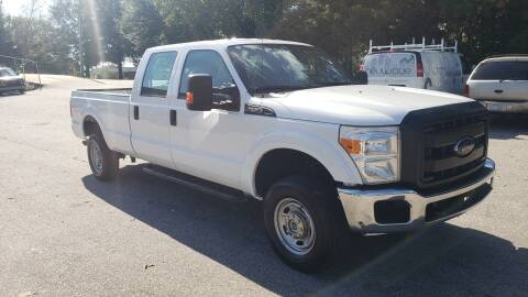 2014 Ford F-250 Super Duty for sale at Capital Motors in Raleigh NC