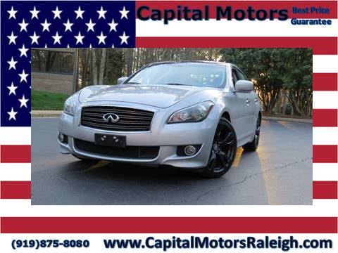 2011 Infiniti M56 for sale in Raleigh, NC