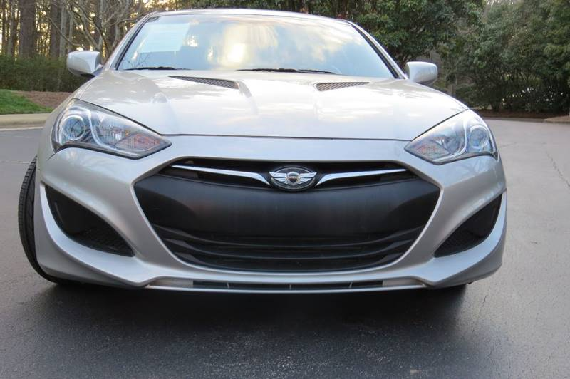 2013 Hyundai Genesis Coupe 2 0t R Spec 2dr Coupe In