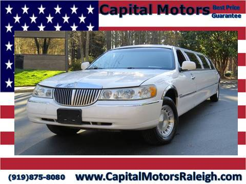 1999 Lincoln Town Car for sale in Raleigh, NC