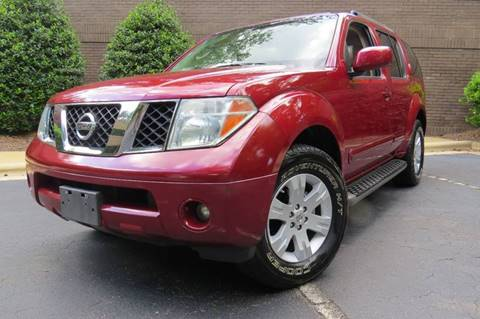 2006 Nissan Pathfinder for sale in Raleigh, NC