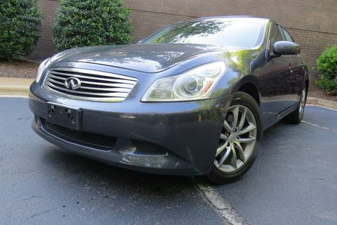 2008 Infiniti G35 for sale in Raleigh, NC
