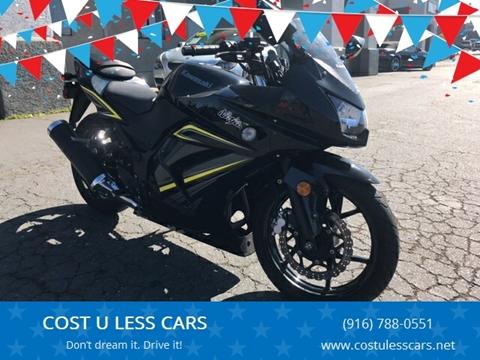 2012 Kawasaki Ninja 250R for sale in Roseville, CA