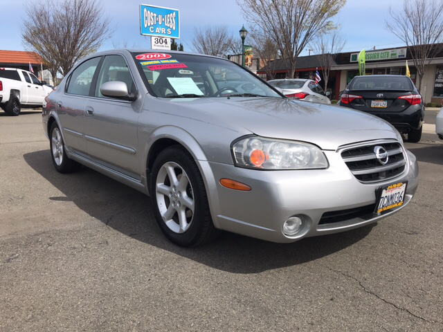 2003 Nissan Maxima Se In Roseville Ca Cost U Less Cars