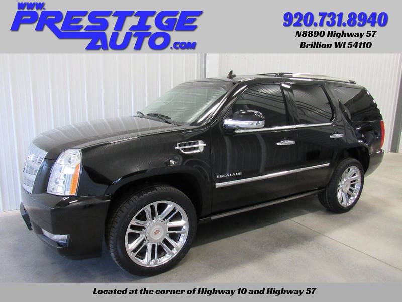 cadillac suv used sale escalade htm esv co for premium denver