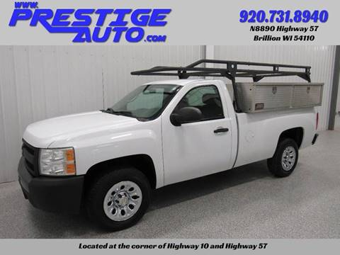 2013 Chevrolet Silverado 1500 for sale at Prestige Auto Sales in Brillion WI