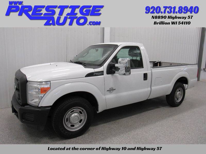 2014 Ford F-250 Super Duty for sale at Prestige Auto Sales in Brillion WI