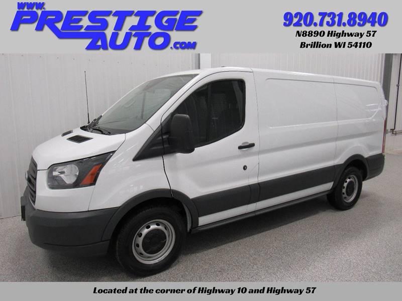 2017 Ford Transit Cargo for sale at Prestige Auto Sales in Brillion WI