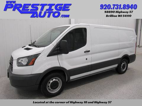 2017 Ford Transit Cargo for sale at Prestige Auto Sales in Brillion WI