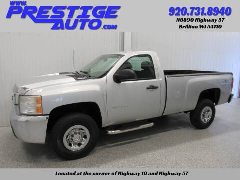 2010 Chevrolet Silverado 3500HD for sale at Prestige Auto Sales in Brillion WI