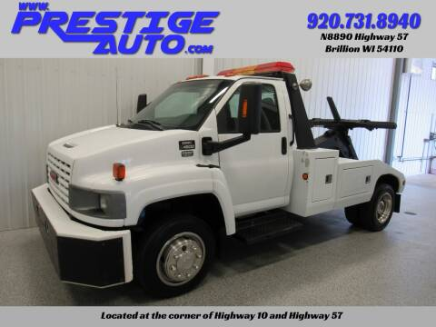 2003 GMC C4500 for sale at Prestige Auto Sales in Brillion WI