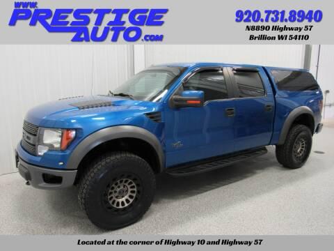 2012 Ford F-150 for sale at Prestige Auto Sales in Brillion WI