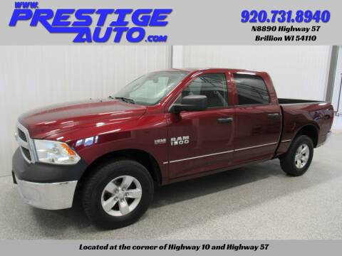 2016 RAM Ram Pickup 1500 for sale at Prestige Auto Sales in Brillion WI