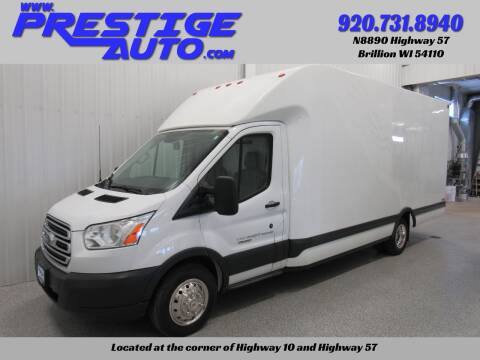 2018 Ford Transit Cutaway for sale at Prestige Auto Sales in Brillion WI