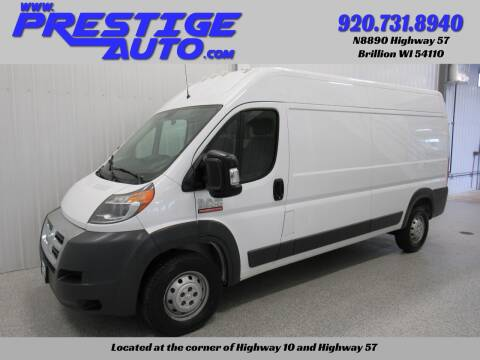 2016 RAM ProMaster Cargo for sale at Prestige Auto Sales in Brillion WI