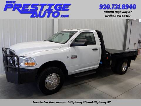 2012 RAM Ram Chassis 3500 for sale in Brillion, WI