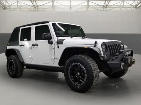 2015 Jeep Wrangler Unlimited for sale in Chattanooga, TN