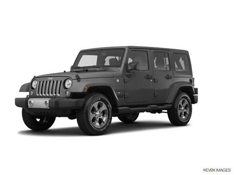 2018 Jeep Wrangler Unlimited for sale in Chattanooga, TN