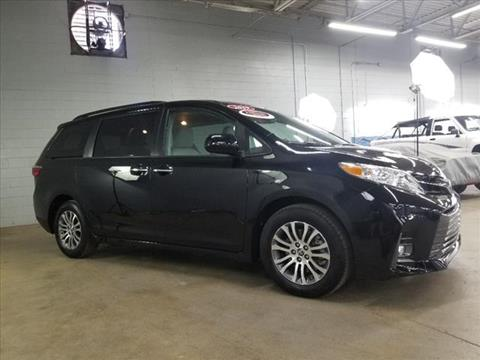 2019 Toyota Sienna for sale in Chattanooga, TN