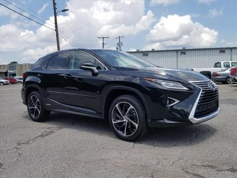2019 Lexus RX 450h for sale in Chattanooga, TN