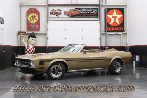 1972 Ford Mustang for sale in Fredericksburg, TX