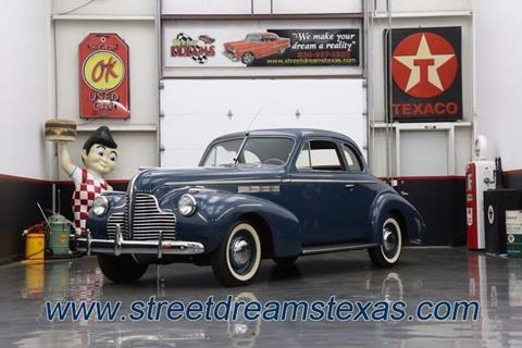 1940 Buick 40 Special for sale in Fredericksburg, TX